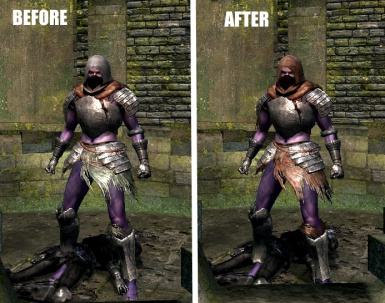 Balder Armor Colour Match