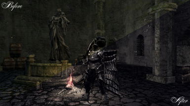 Graphics Tweaks - Black Souls