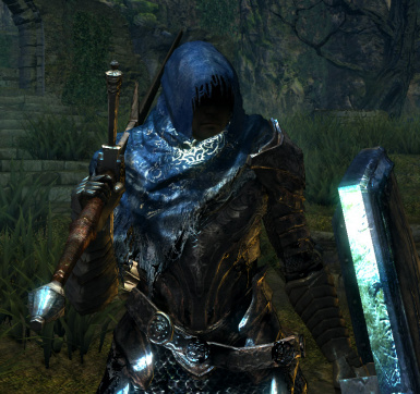 Artorias Style Masks and Hoods