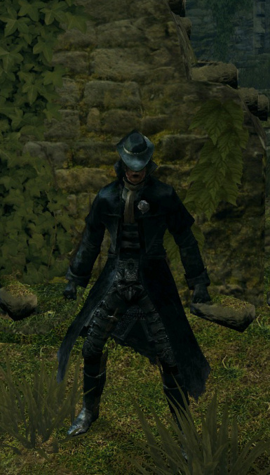 Bloodborne Inspired Marvellous Chester ReTexture