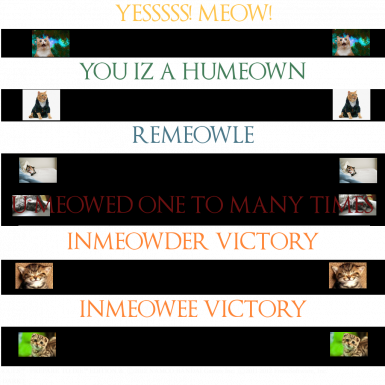 Meow Messages