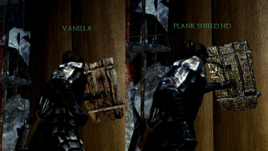 Plank Shield HD