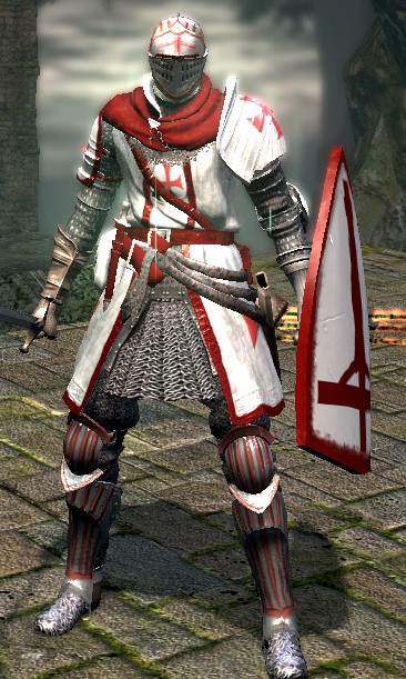 Elite Knight Set Templar Grand Master Reskin