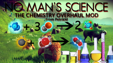 No Man's Science (Chemistry Overhaul) for 1.77
