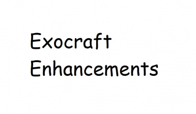 Enhanced Exocraft