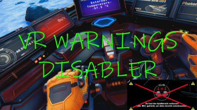VR Warnings Disabler
