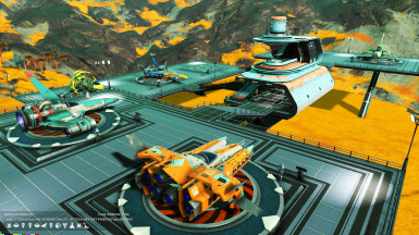 All Ships. Freighters. and Multitools. S Class. For Beyond.