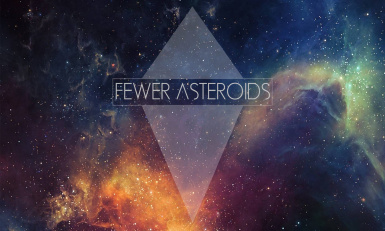 Fewer Asteroids