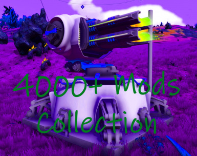 4000 Plus Mods Collection