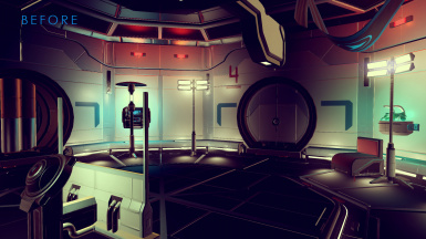 Korvax Buildings texture pack