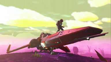NMS FANTASY SYNTHESIS ( CROSSPLAY UPDATE)