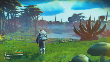 NMS FANTASY SYNTHESIS ( DESOLATION UPDATE)