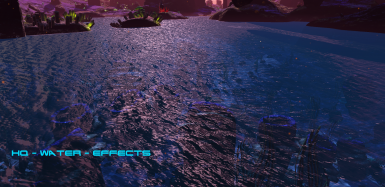 HQ Water - Effects