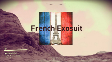 French Accent Exosuit