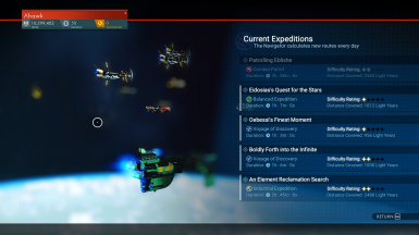 Fleet Expedition Time Reduction