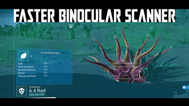Faster Binocular Scanner (Multiple Options) Made for Desolation