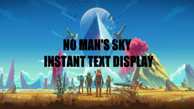 Instant Text Display - ITD
