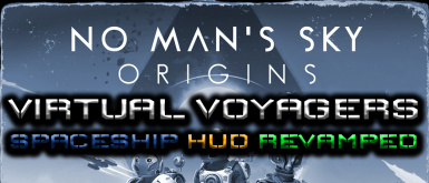 Virtual Voyagers Ship HUD Revamp