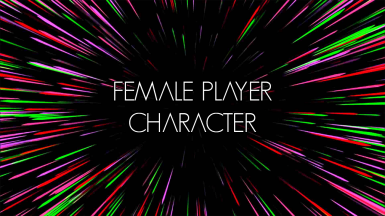 Female Player Character