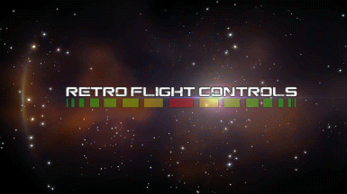 Retro Flight Controls