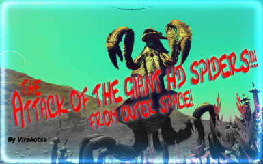 HD Normal-maps for Spider Creatures