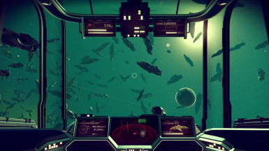 Asteroid Fields for Atlas Rises
