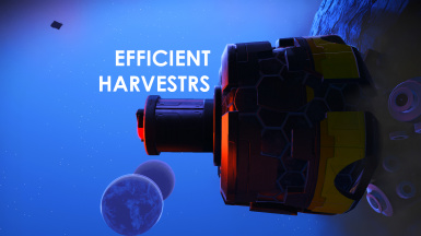 Efficient Harvesters