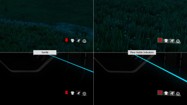 More Visible HUD Indicators