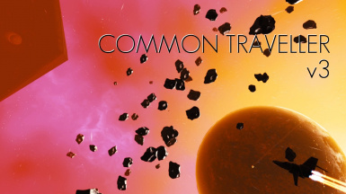 Common Traveler for Atlas Rises