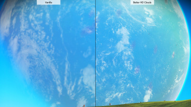 Better HD Clouds for Atlas Rises