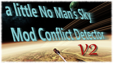 NMS-MCD - a little No Man's Sky Mod Conflict Detector and ModManager edit - compare - merge