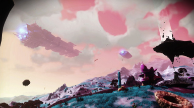 ATMOSPHERIC FREIGHTERS