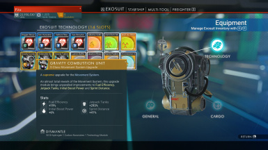 Mods of the month at No Man's Sky Nexus - Mods and Community