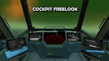 Cockpit Freelook