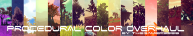 Project Atlas-Procedural Colors Overhaul for Visions