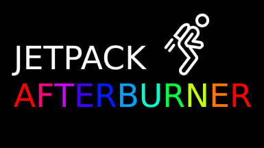 Jetpack - Afterburner