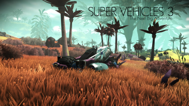 Super Vehicles 3 - The Next Big Adventure - 4Z4BYSS