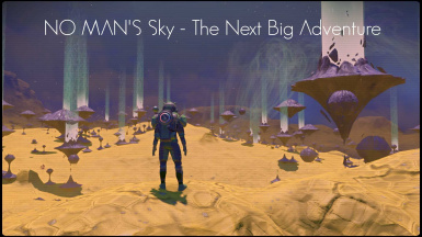 No Man's Sky - The Next Big Adventure - 4Z4BYSS