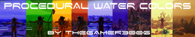 Water Colors Overhaul for Visions.