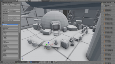 No Mans Sky - Base Builder plugin for Blender