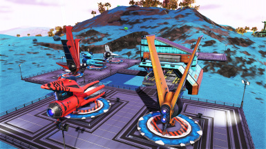 All Ships. Freighters. and Multitools. S Class.