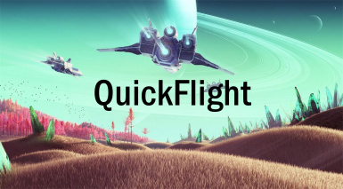 QuickFlight v1.0 by Hytek (PACKED)