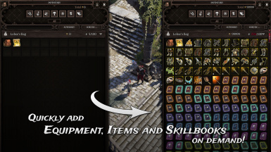 Items and Equipment