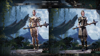 Elf Armor Mod from Steam Workshop by Ghaleon Valmar