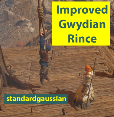 Improved Gwydian Rince