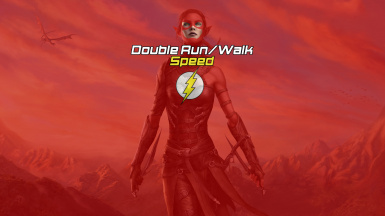 Double Run Walk Speed for v3.0.190.74