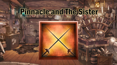 Pinnacle and The Sister