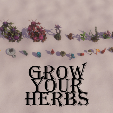 Grow Your Herbs