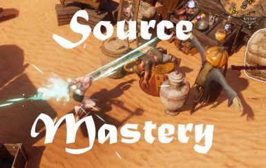 Source Mastery Talent