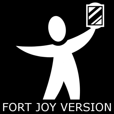 Portable Respec Mirror - Fort Joy